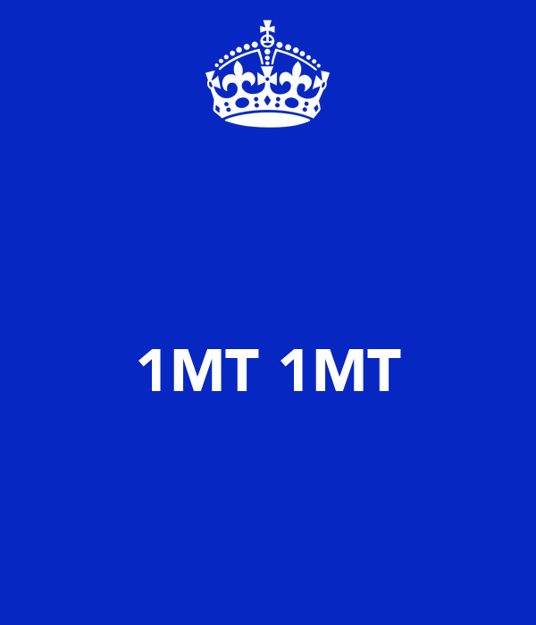 1MT 1MT