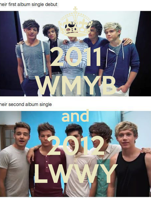 2011 WMYB and 2012 LWWY