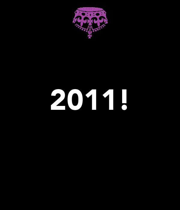 2011!