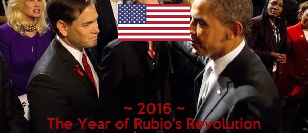 ~ 2016 ~ The Year of Rubio's Revolution