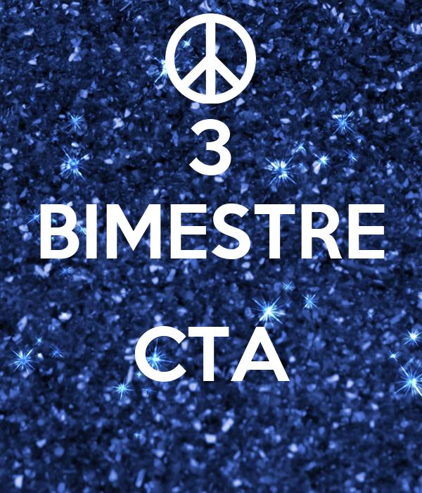 3 BIMESTRE  CTA