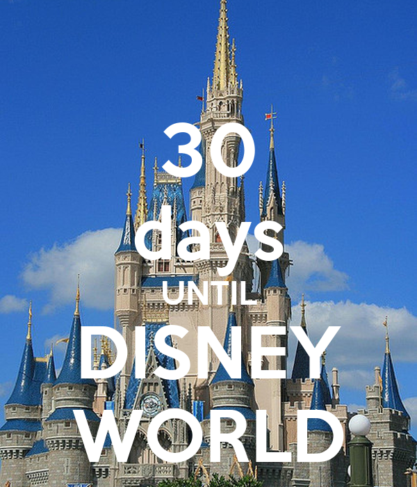how to spend 4 days at disney world