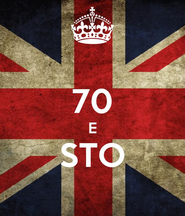 70 E STO