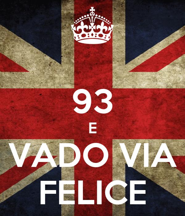 93 E VADO VIA FELICE