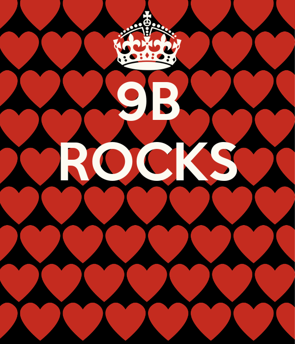 9B ROCKS