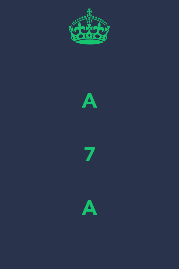 A  7  A