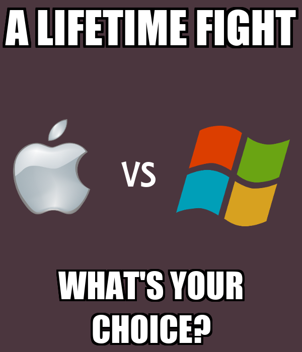 A LIFETIME FIGHT WHAT'S YOUR CHOICE?
