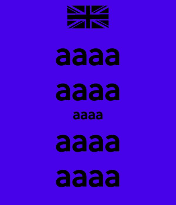 aaaa aaaa aaaa aaaa aaaa