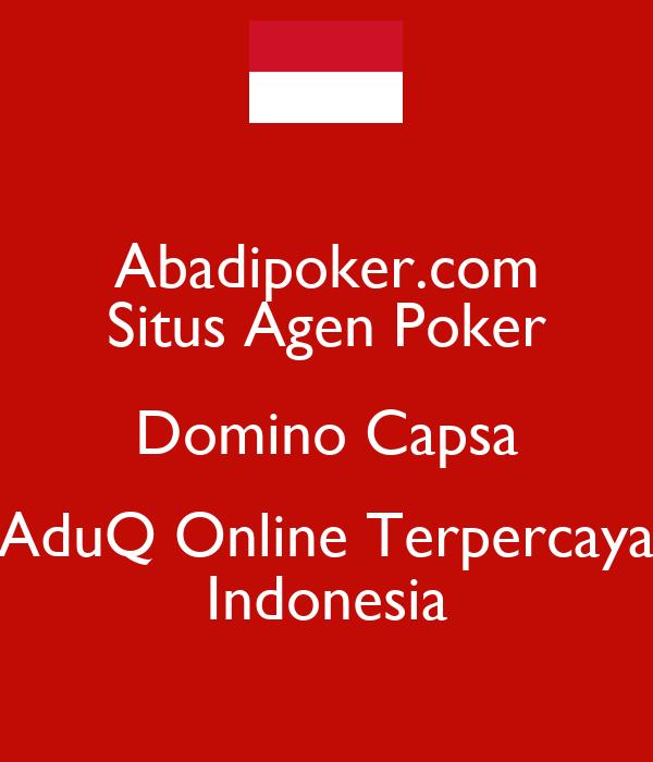 Abadipoker Com Situs Agen Poker Domino Capsa Aduq Online Terpercaya Indonesia Poster Mitraseo Keep Calm O Matic