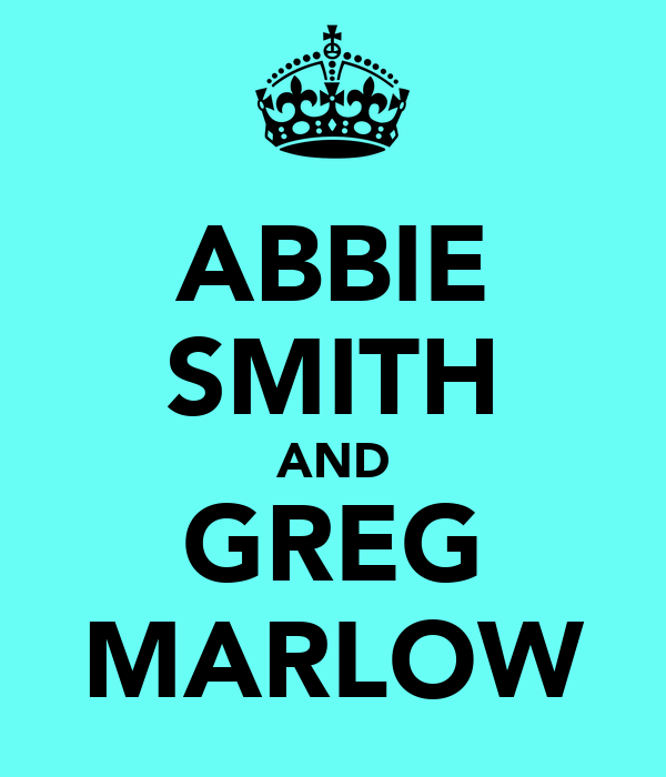 ABBIE SMITH AND GREG MARLOW