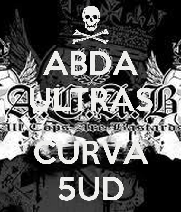 ABDA ULTRAS  CURVA 5UD