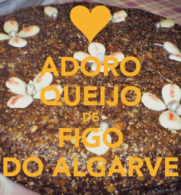 ADORO QUEIJO DE FIGO DO ALGARVE