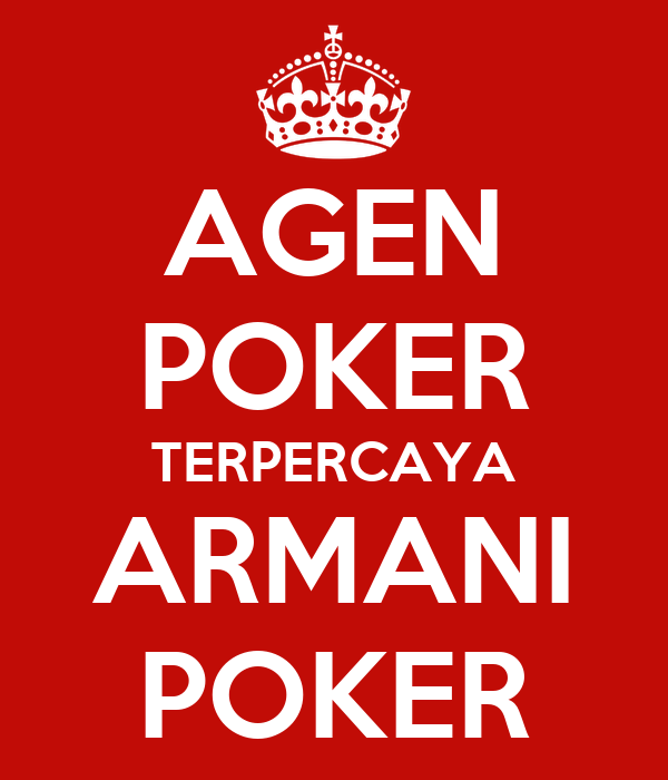Image Result For Armanipoker Agen Domino