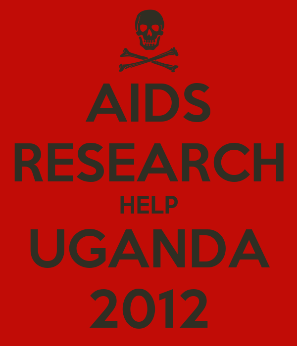 AIDS RESEARCH HELP UGANDA 2012