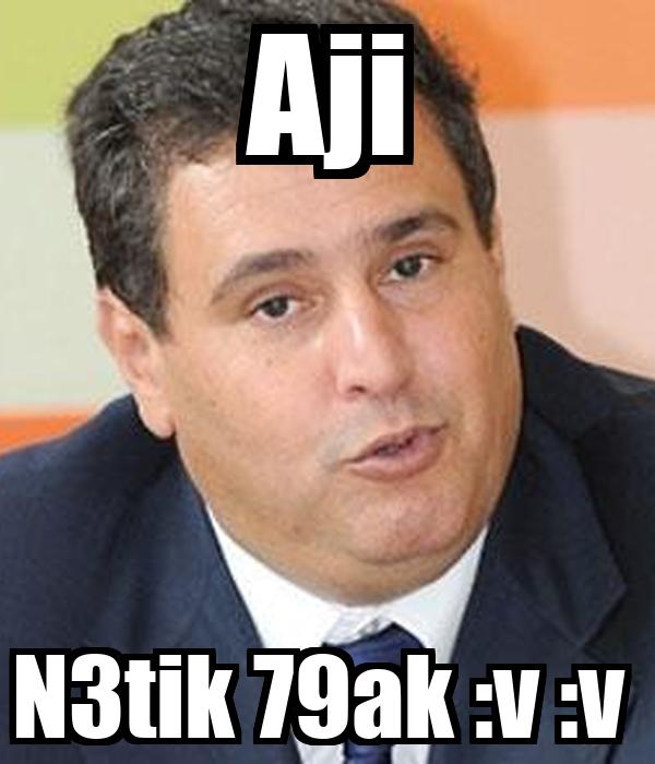 Aji N3tik 79ak :v :v