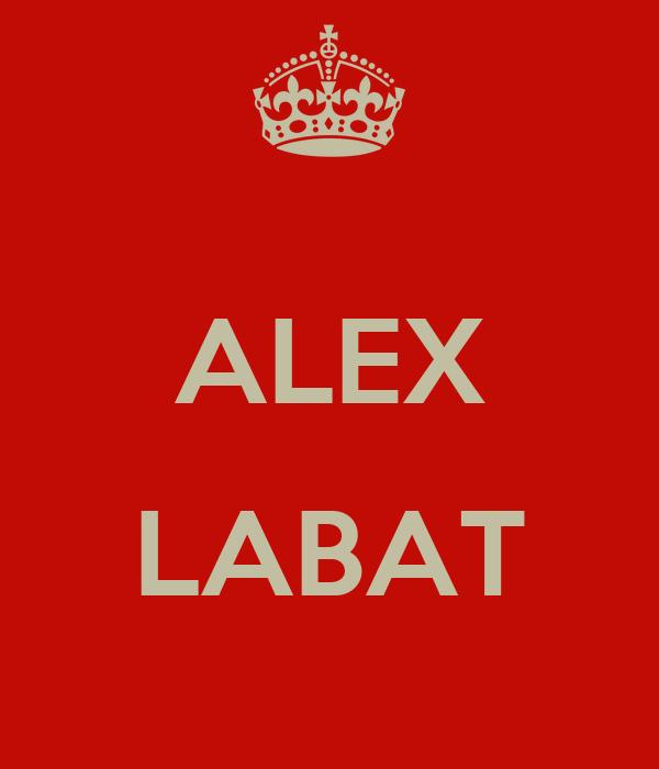 ALEX  LABAT