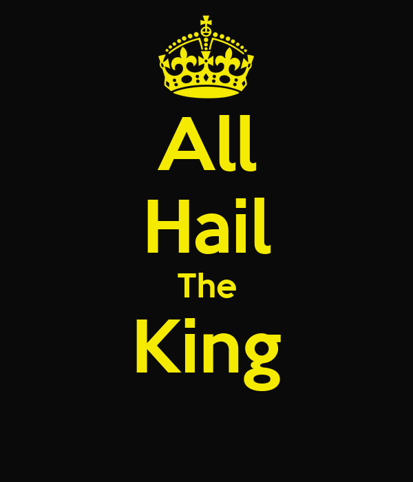 all hail the king Check out all hail the king (album version) by shekinah glory ministry on amazon music stream ad-free or purchase cd's and mp3s now on amazoncom.