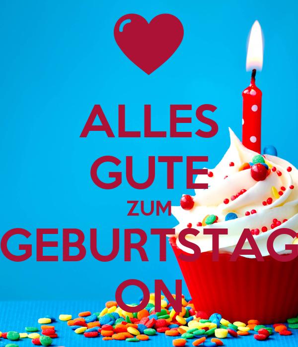 Alles/Gute Zum Geburtstag
