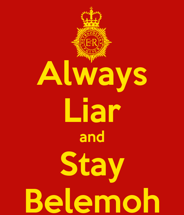 Always Liar and Stay Belemoh