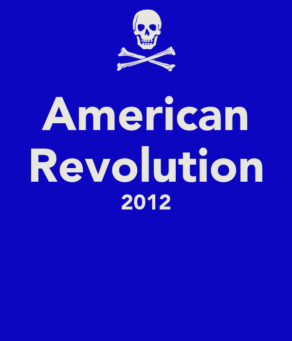 American Revolution 2012