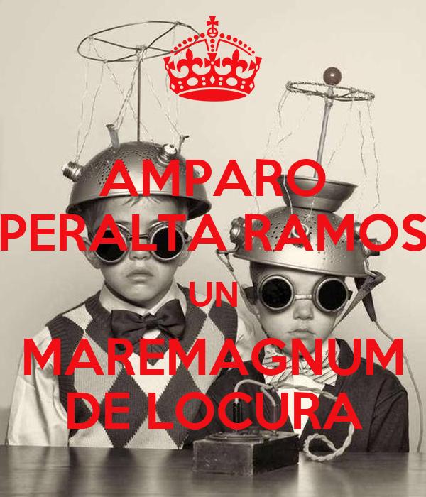 AMPARO PERALTA RAMOS UN MAREMAGNUM DE LOCURA