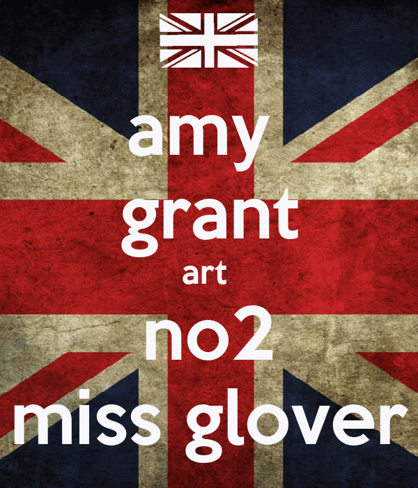amy  grant art  no2 miss glover