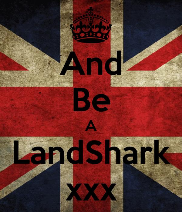 And Be A LandShark xxx