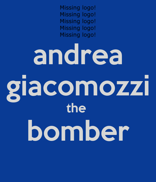 andrea giacomozzi the  bomber