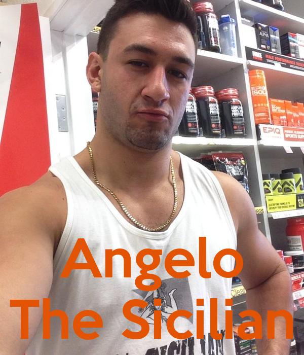 Angelo The Sicilian