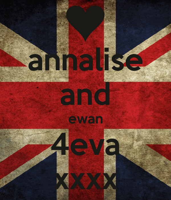 annalise and ewan 4eva xxxx
