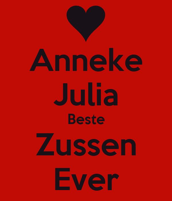 Anneke Julia Beste Zussen Ever
