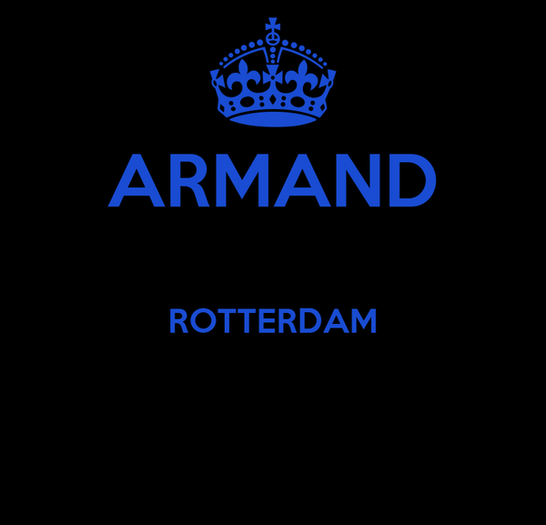 ARMAND  ROTTERDAM