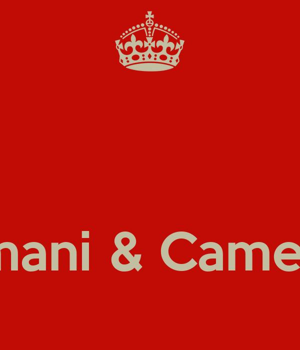 Armani & Cameron