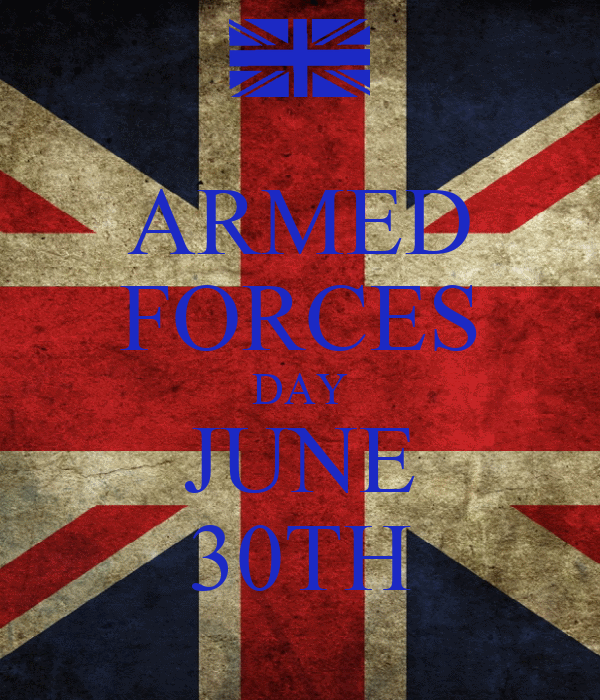 ARMED FORCES DAY JUNE 30TH
