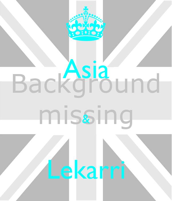 Asia  &  Lekarri