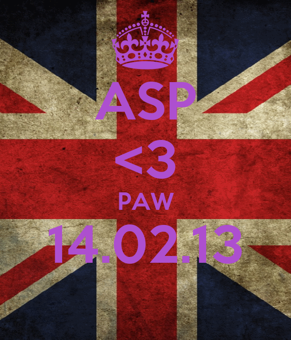 ASP <3 PAW 14.02.13