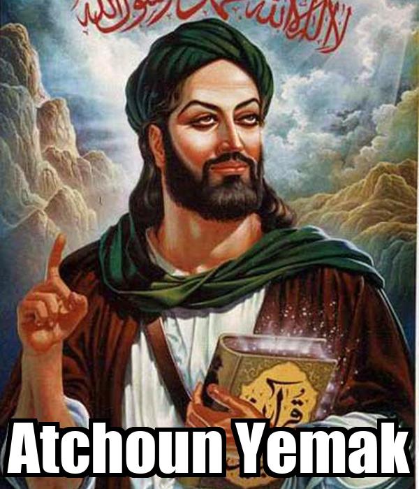 Atchoun Yemak