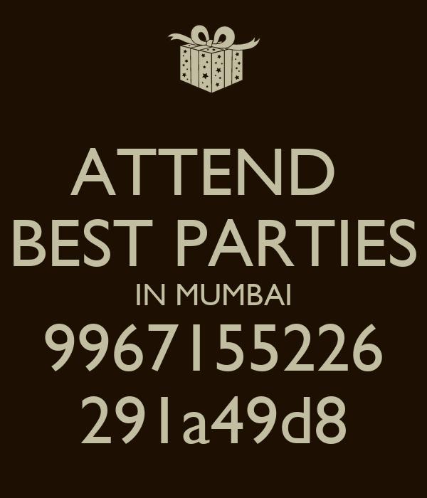 ATTEND  BEST PARTIES IN MUMBAI 9967155226 291a49d8