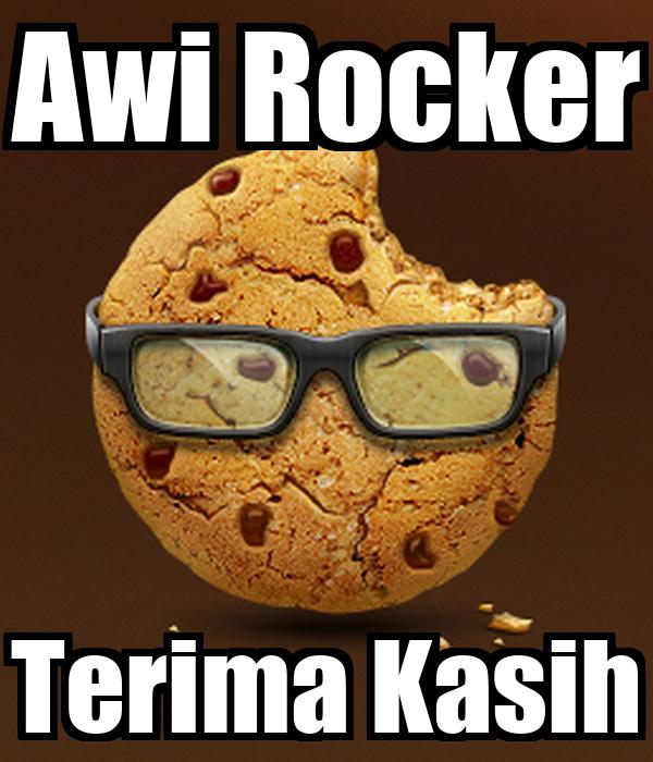 Awi Rocker Terima Kasih