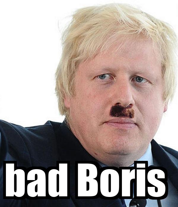 bad Boris