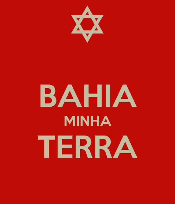 BAHIA MINHA TERRA