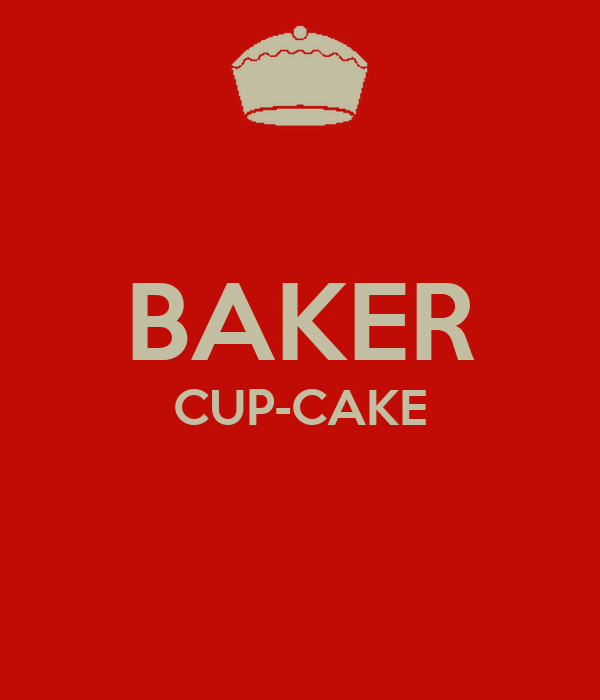 BAKER CUP-CAKE