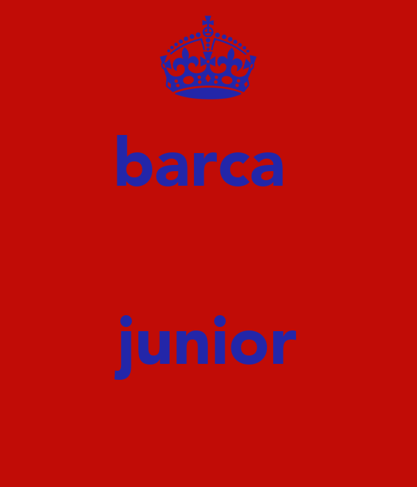 barca    junior