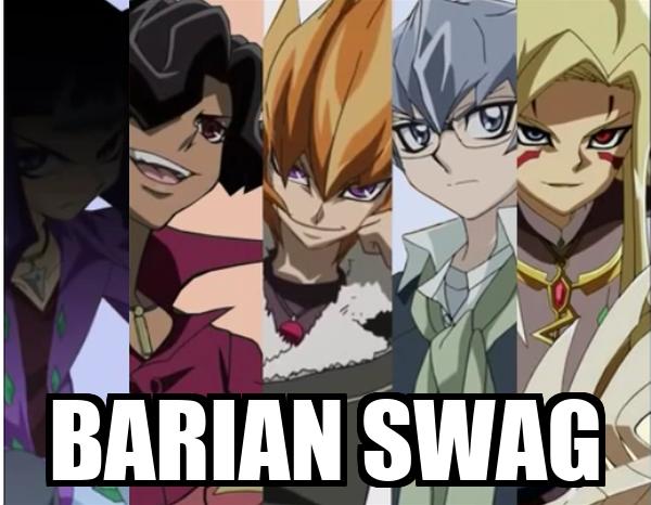 BARIAN SWAG