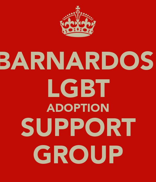 BARNARDOS  LGBT ADOPTION SUPPORT GROUP
