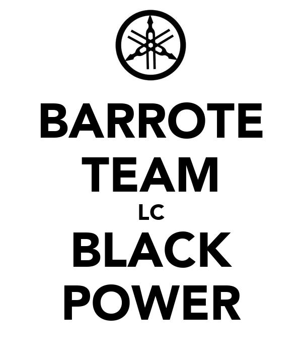 BARROTE TEAM LC BLACK POWER