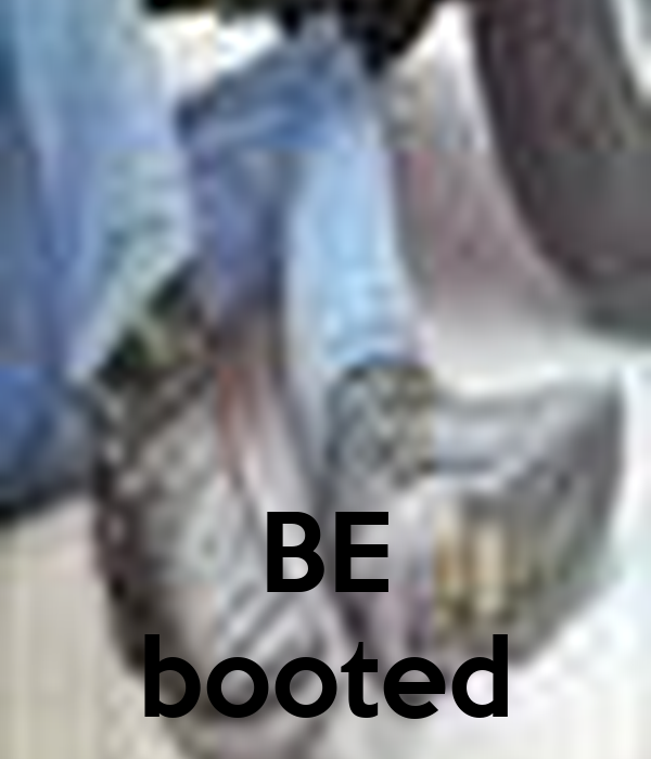 BE booted