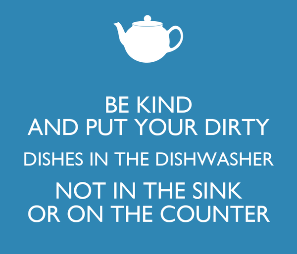how to clean dishes in dishwasher