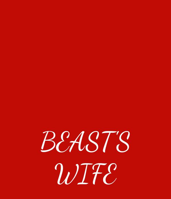 BEAST'S WIFE