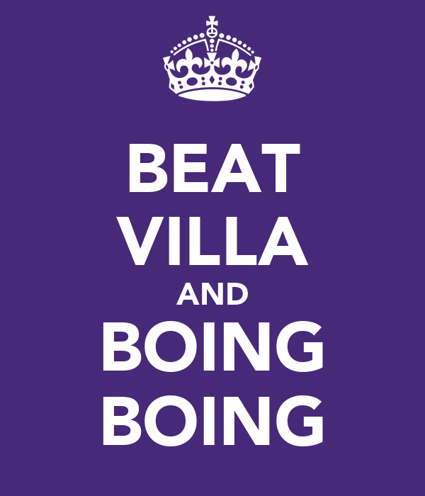 BEAT VILLA AND BOING BOING